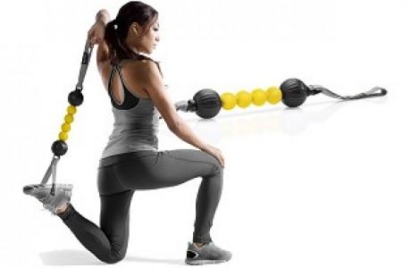 רצועת כדורים קשיחים לעיסוי ספורטיבי